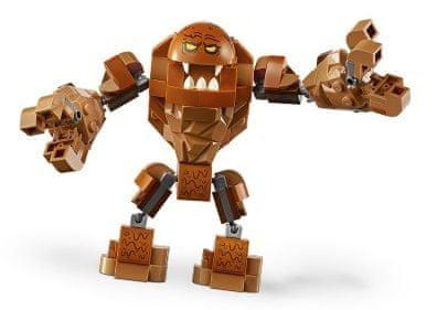 LEGO Super Heroes 76122 Clayface™ Napad na Batmanovo jamo