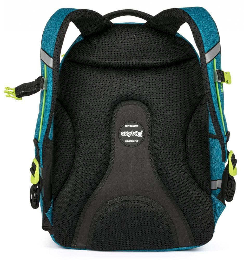 Karton P+P Studentský batoh OXY Style Blue/green