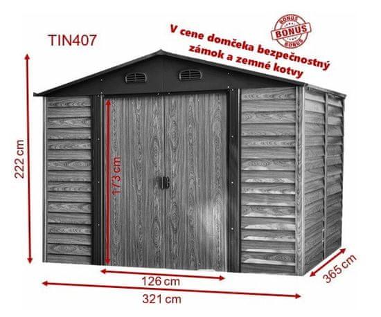 Tinman TIN407