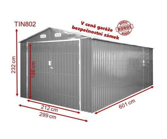Tinman TIN802 Garáž