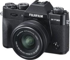 FujiFilm X-T30 + XC 15-45 mm Black