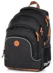 Karton P+P plecak szkolny OXY SCOOLER Black