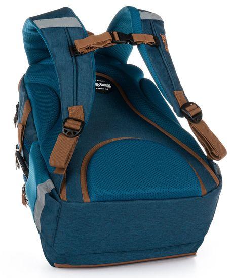 Karton P+P plecak szkolny OXY SCOOLER Blue