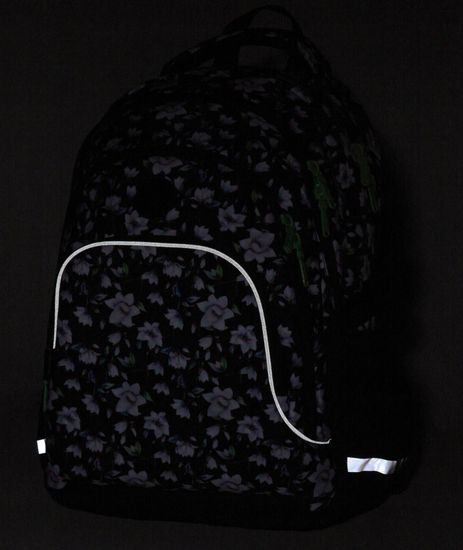 Karton P+P plecak szkolny OXY SCOOLER Flowers