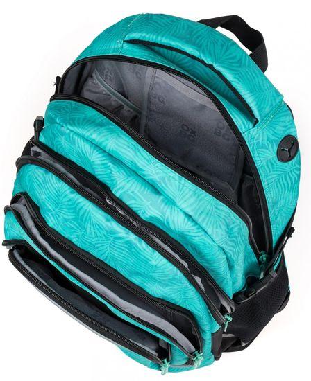 Karton P+P plecak szkolny OXY SCOOLER Leaves