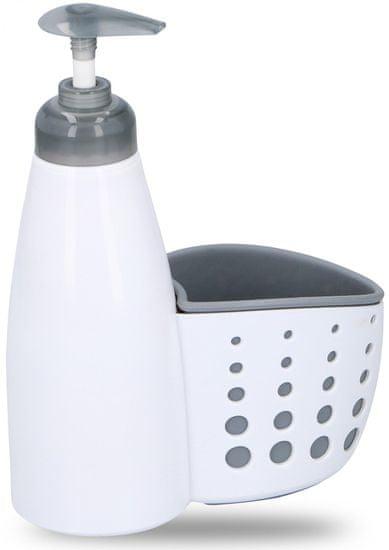 TimeLife dozirnik za detergent in posodica za gobico