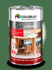 COLORLAK PROFI LAZURA S1025 - Ořech vlašský T0069, 2,5 L