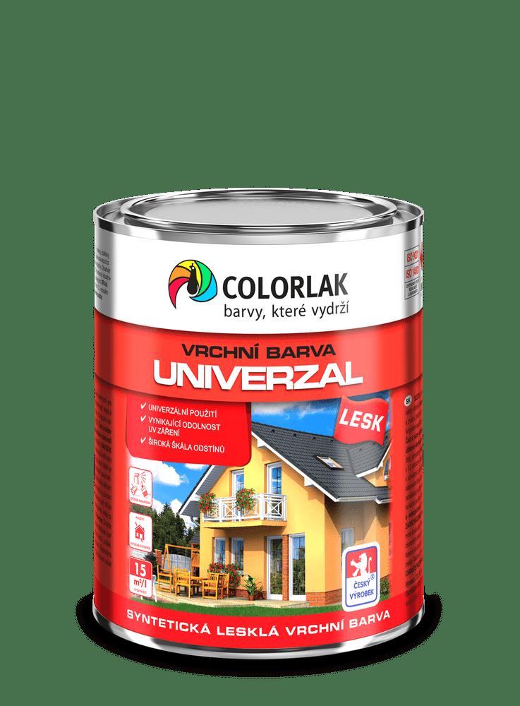 COLORLAK UNIVERZAL SU2013 - C1000 Bílá, 3,5 L