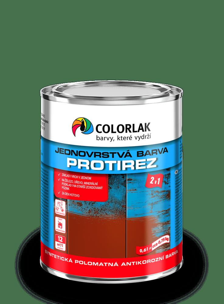 COLORLAK PROTIREZ S2015 - Červená RAL 3001, 2,5 L