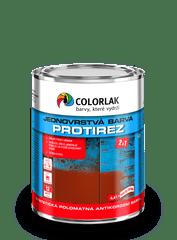 COLORLAK PROTIREZ S2015 - Zelená RAL 6002, 0,6 L