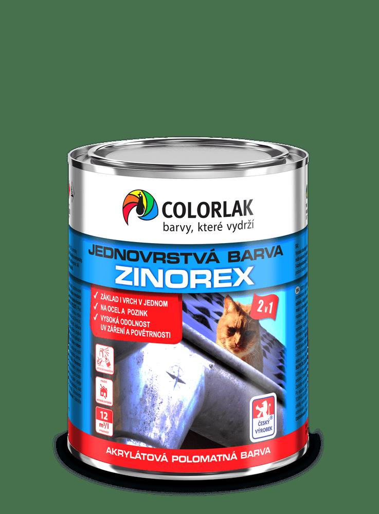 COLORLAK ZINOREX S2211 - RAL 1015 Béžová, 0,6 l