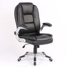 Hyle pisarniški stol, vrt. HY-2088, črn
