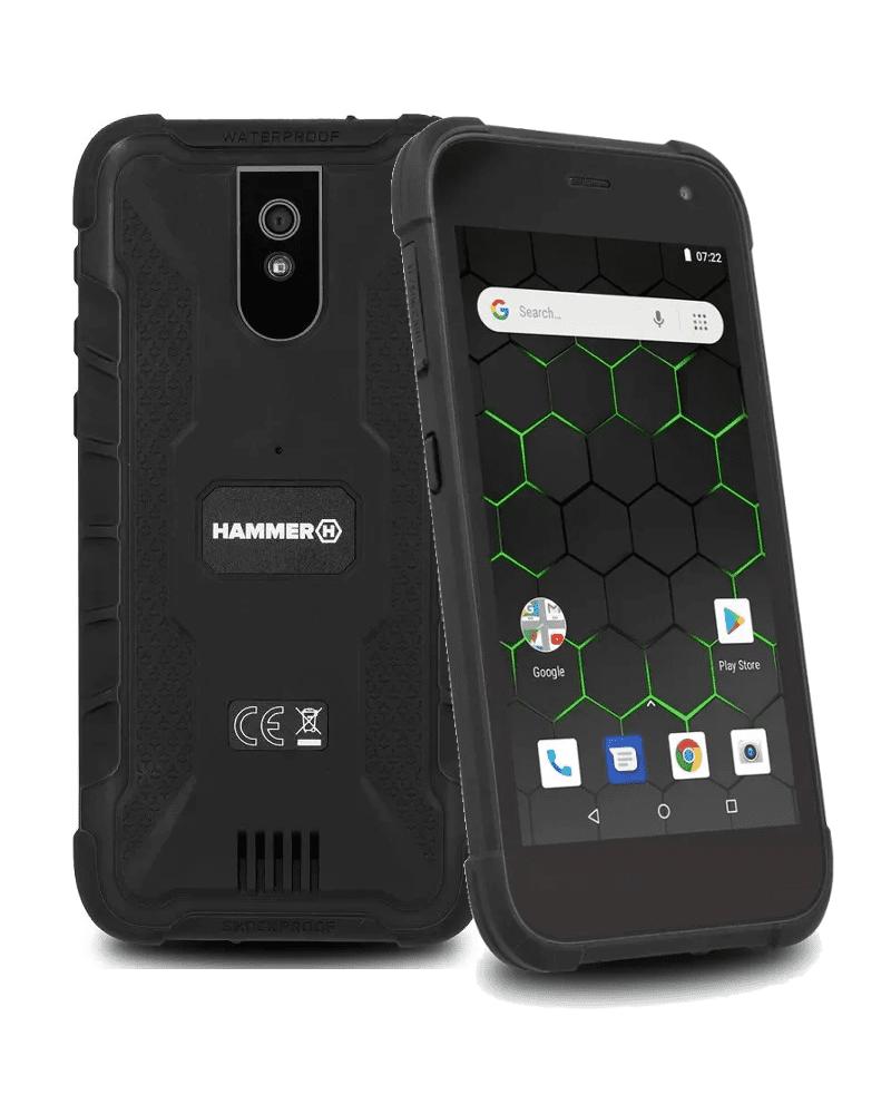 myPhone Hammer Active 2, 2GB/16GB, černý