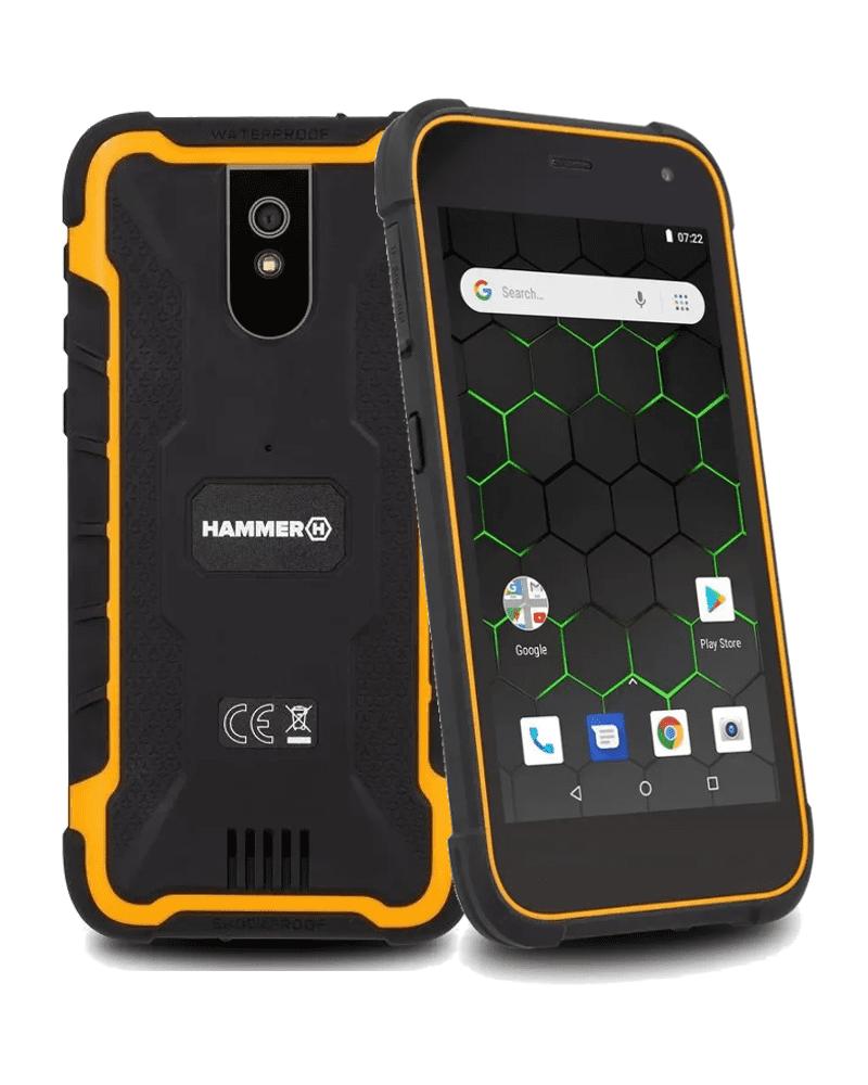 myPhone Hammer Active 2, 2GB/16GB, oranžový