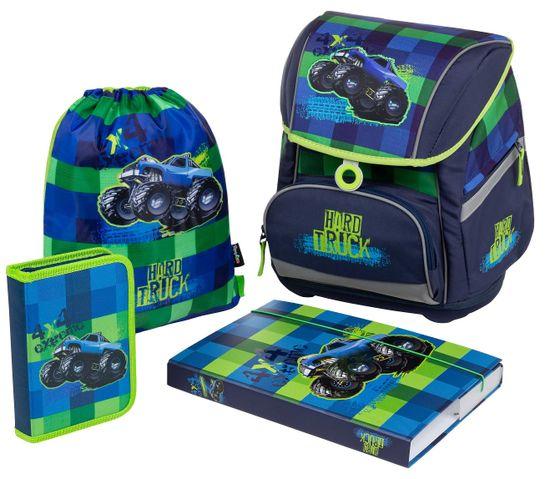 Karton P+P zestaw szkolny Premium FLEXI Truck