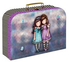 Karton P+P Kufřík lamino 34 cm Friends Walk Together