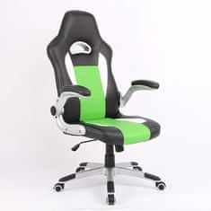 Hyle pisarniški stol, vrt. HY-3465, zelen