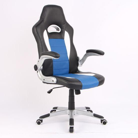 Hyle Uredski stolac, vrt. HY-3465, plavi