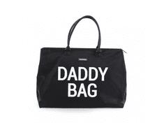 Childhome taška Daddy bag Black