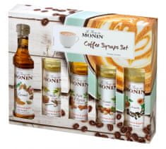 MONIN Coffee box, mini, 5 x 0,05 l