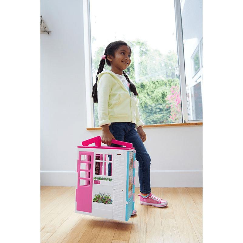 Mattel Barbie Dům - rozbaleno