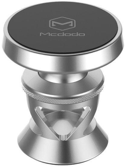 Mcdodo Magnetický držák na palubní desku pro mobilní telefon, šedá, CM-2572