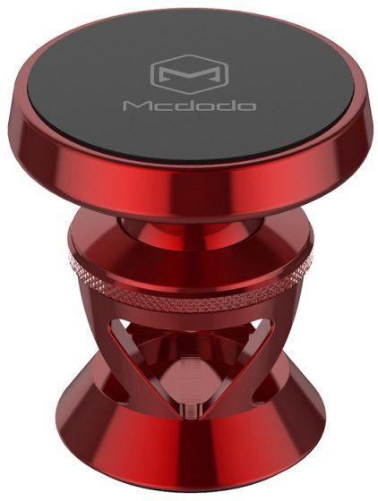 Mcdodo Magnetický držák na palubní desku pro mobilní telefon, červená, CM-2573