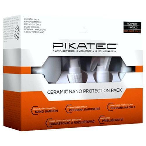 Pikatec Ceramic sada nanokosmetiky na auto