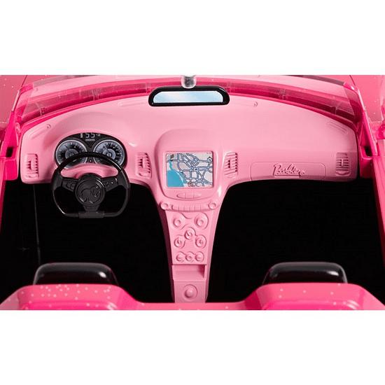Mattel Barbie Fiat kabriolet