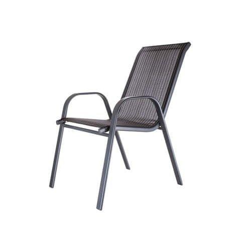 Happy Green HARROW vrtni stol, 56 × 68 × 93 cm - Odprta embalaža