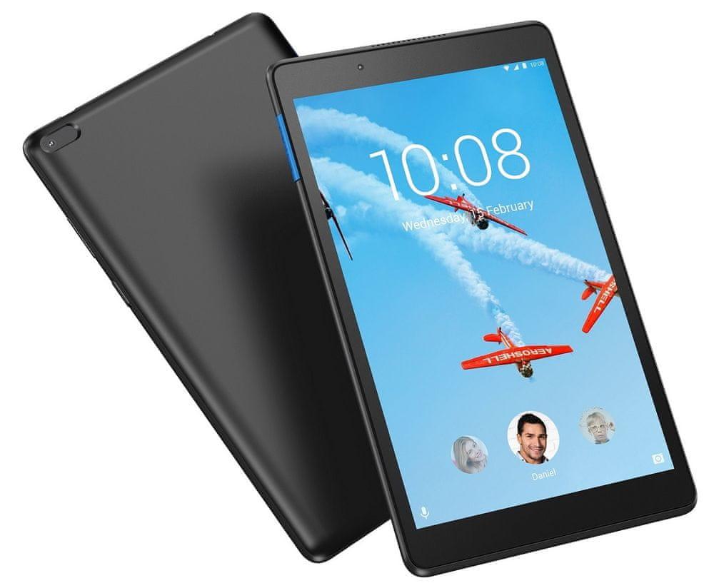 Lenovo Tab E8, 1GB/16GB, Wi-Fi, černý (ZA3W0008CZ)