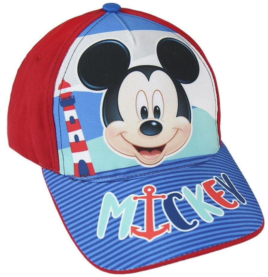 Disney chlapecká kšiltovka Mickey