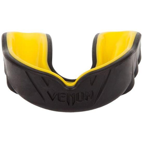 """VENUM Chránič na zuby """"Challenger"""", černá / žlutá"""