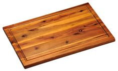 Kesper Doska na krájanie s drážkami, agátové drevo, veľké