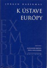 Habermas Jürgen: K ústave Európy