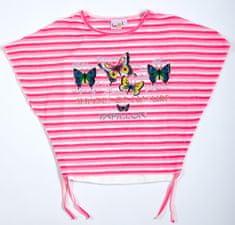 Topo dívčí tričko 170 růžová
