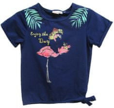 Topo dívčí tričko 176 modrá
