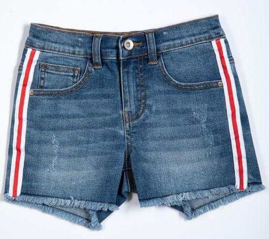Topo kratke jeans hlače za djevojčice