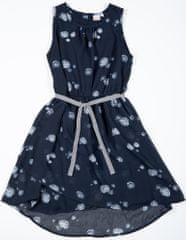 Topo dekliška obleka, modra, 170