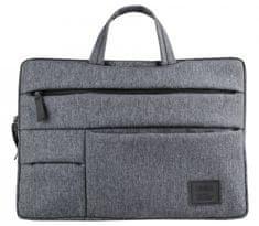 "UNIQ Cavalier 2v1 brašna na 15"" laptop Marl grey, UNIQ-CAVALIER(14)-GREY"