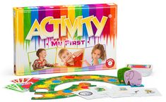 Piatnik Activity - My First Társasjáték - Magyar nyelvű