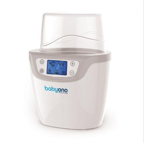 BabyOno Ohřívač a sterilizátor digitální 2v1 - rozbaleno