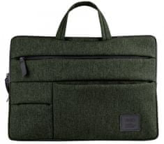 """UNIQ Cavalier 2v1 brašna na 15"""" laptop Khaki Green, UNIQ-CAVALIER(14)-GREEN"""
