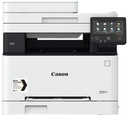 Canon i-Sensys MF643Cdw večfunkcijska laserska naprava