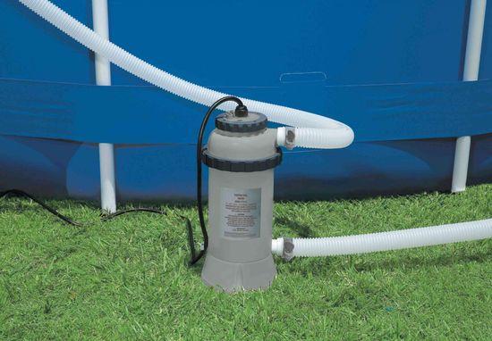 Intex 28684 Elektrický vyhřívač bazénů - zánovní