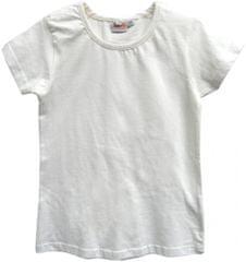 Topo dívčí tričko 92 bílá