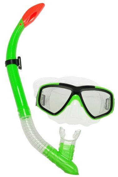 Mikro hračky Potápěčská sada brýle 16cm se šnorchlem