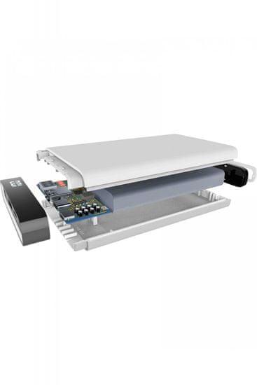 CellularLine prenosna baterija Manta 8000 USB-C
