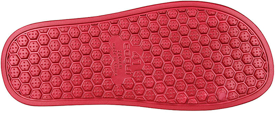 Coqui Tora Dk.red moški copati 7081-100-3500