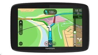 """TomTom GO ESSENTIAL 6"""" Traffic EU45 Lifetime"""